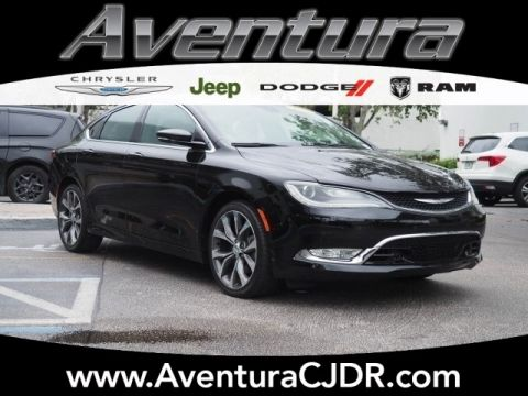 New 2015 CHRYSLER 200 C