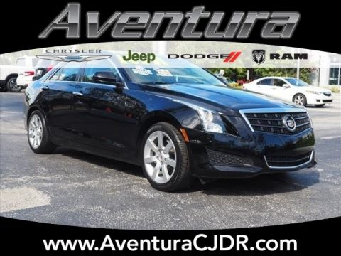 Pre-Owned 2014 Cadillac ATS 2.5L