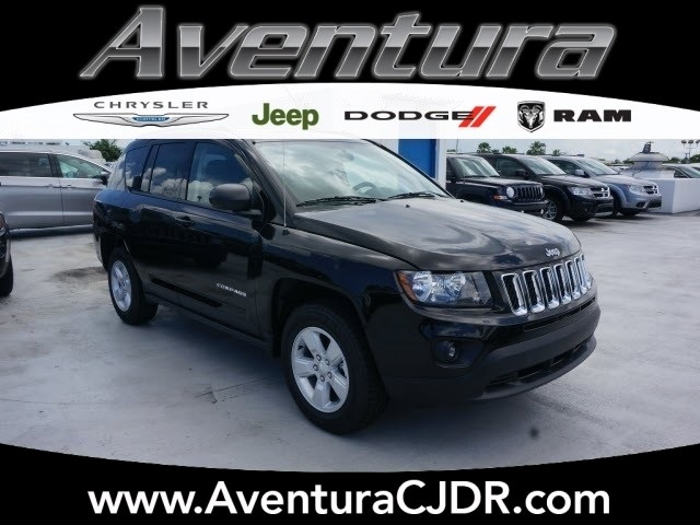 New 2016 JEEP Compass MK Sport