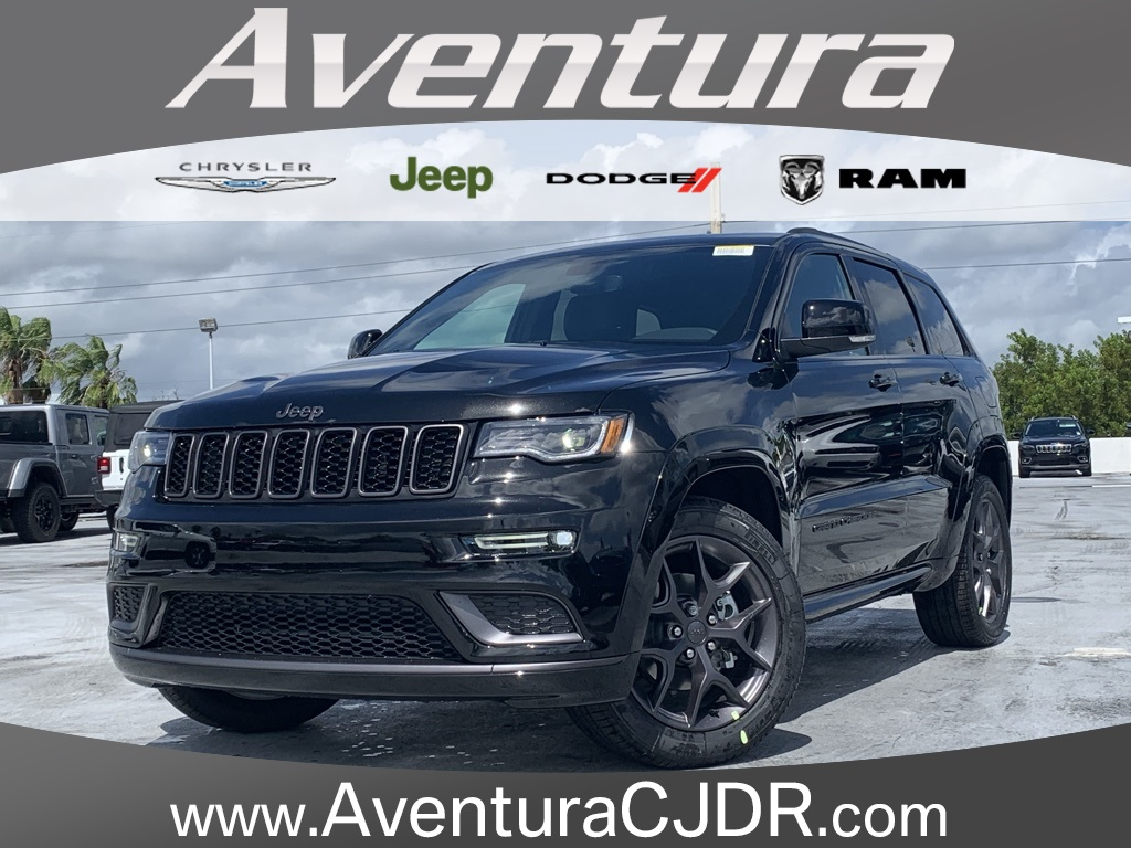 New 2020 JEEP Grand Cherokee Limited X Sport Utility in ...