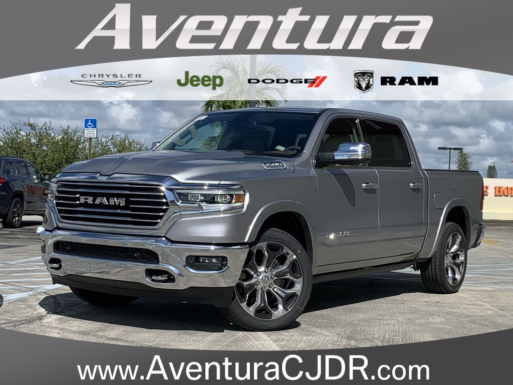 New 2020 Ram 1500 Laramie Longhorn Crew Cab In North Miami Beach V0t165949 Aventura Chrysler Jeep Dodge Ram
