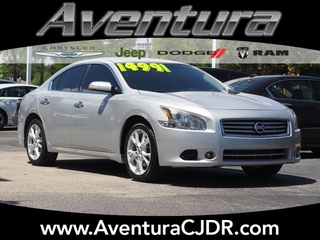 Pre Owned 2013 Nissan Maxima 3.5 SV