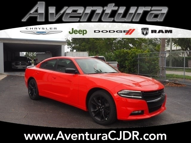 New 2018 Dodge Charger Sxt Sedan In North Miami Beach V8r119710