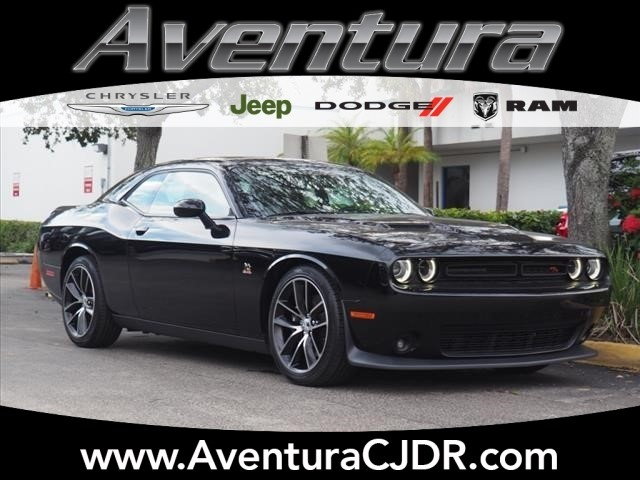 Certified Pre Owned 2016 Dodge Challenger R T Scat Pack 392 Hemi