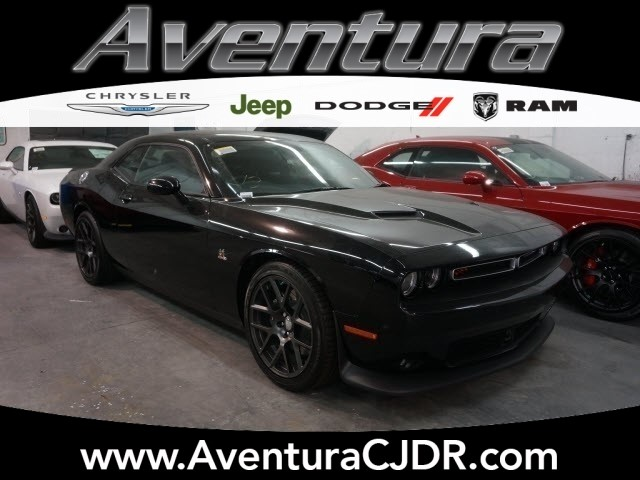 New 2016 DODGE Challenger R/T Scat Pack