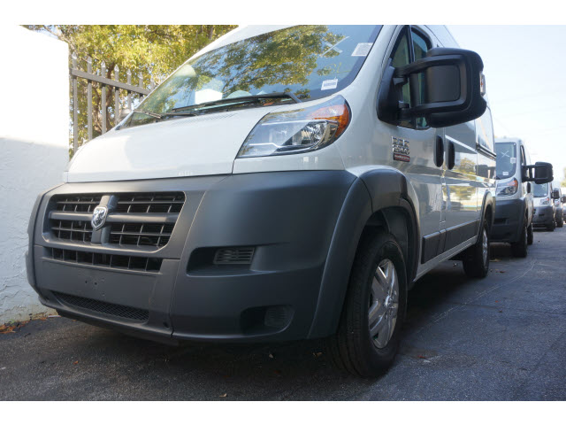 New 2017 RAM ProMaster Cargo 136 WB High Roof Cargo