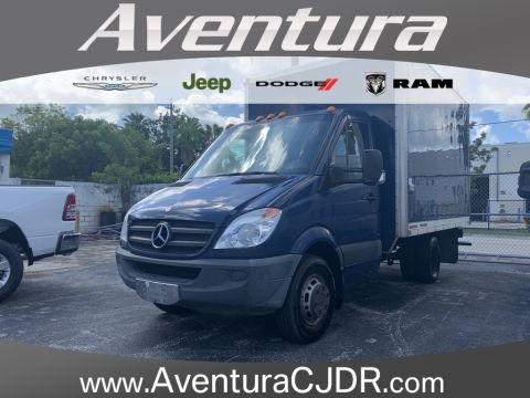 Pre-Owned 2011 Mercedes-Benz Sprinter 3500 Base